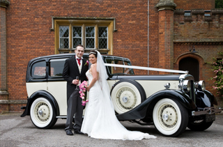 Classic Wedding Car Hemel Hempstead